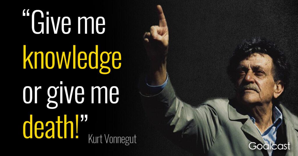 kurt-vonnegut-quote-knowledge