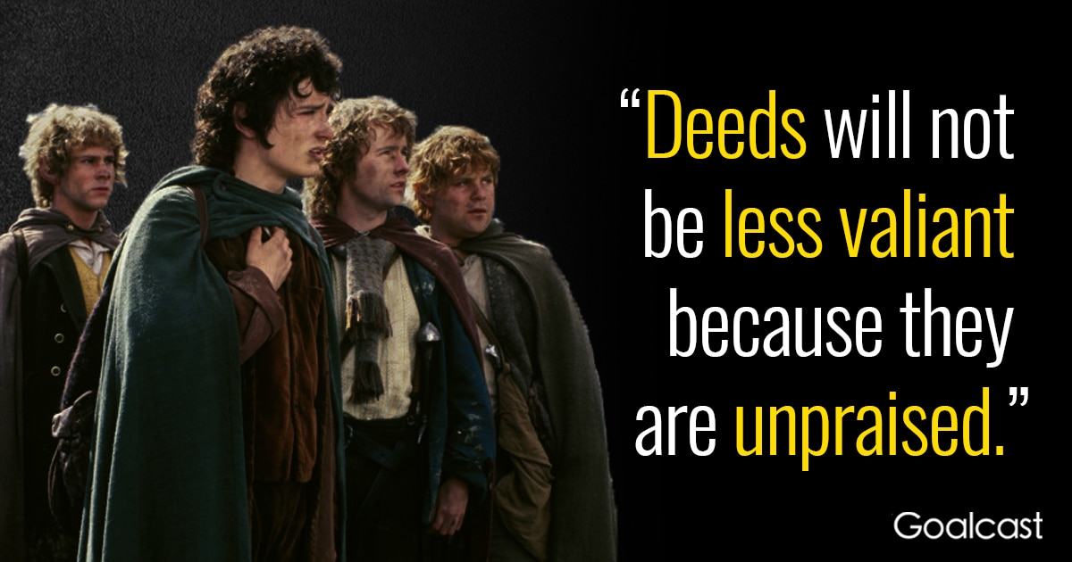 22 Wise And Memorable Lord Of The Rings Quotes