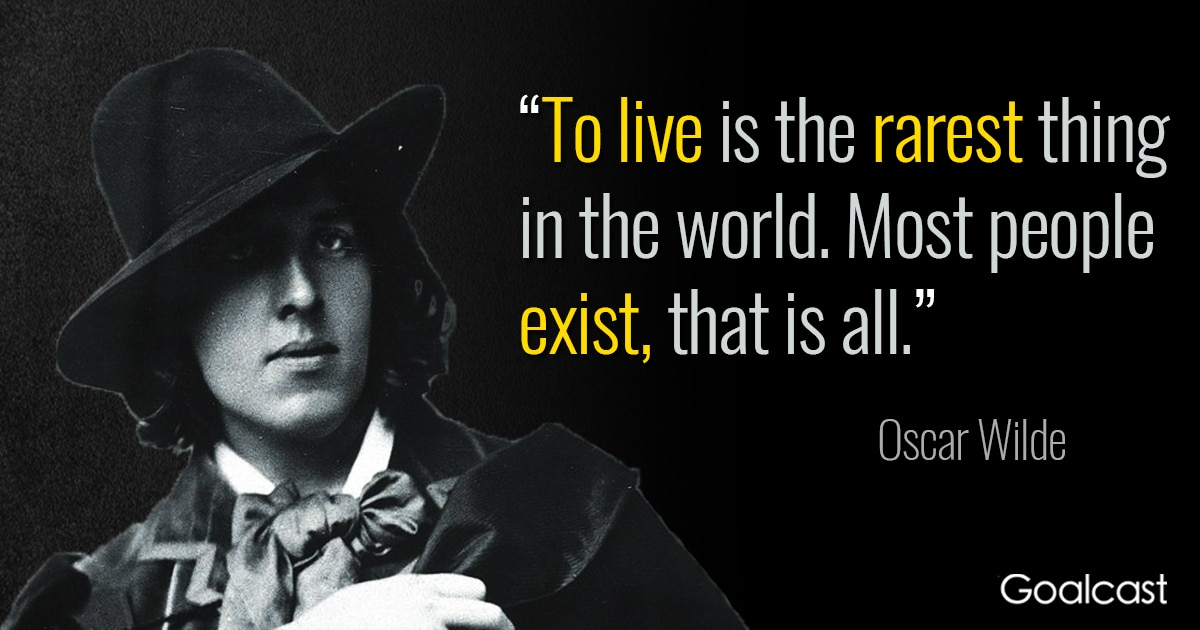 Welcome To The Real World Quotes: 22 Oscar Wilde Quotes That Combine Wisdom With Beauty