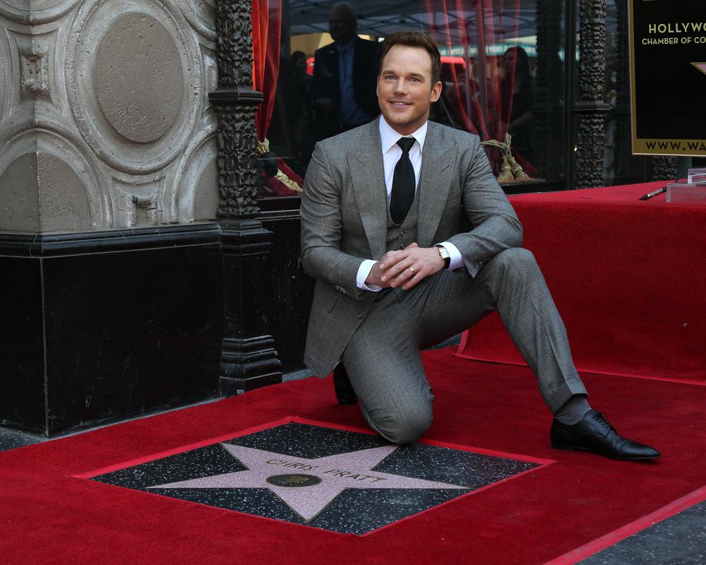 Chris-Pratt-hollywood-walk-of-fame
