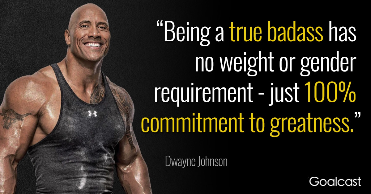 20 Motivational The Rock Quotes For When The Going Gets Tough