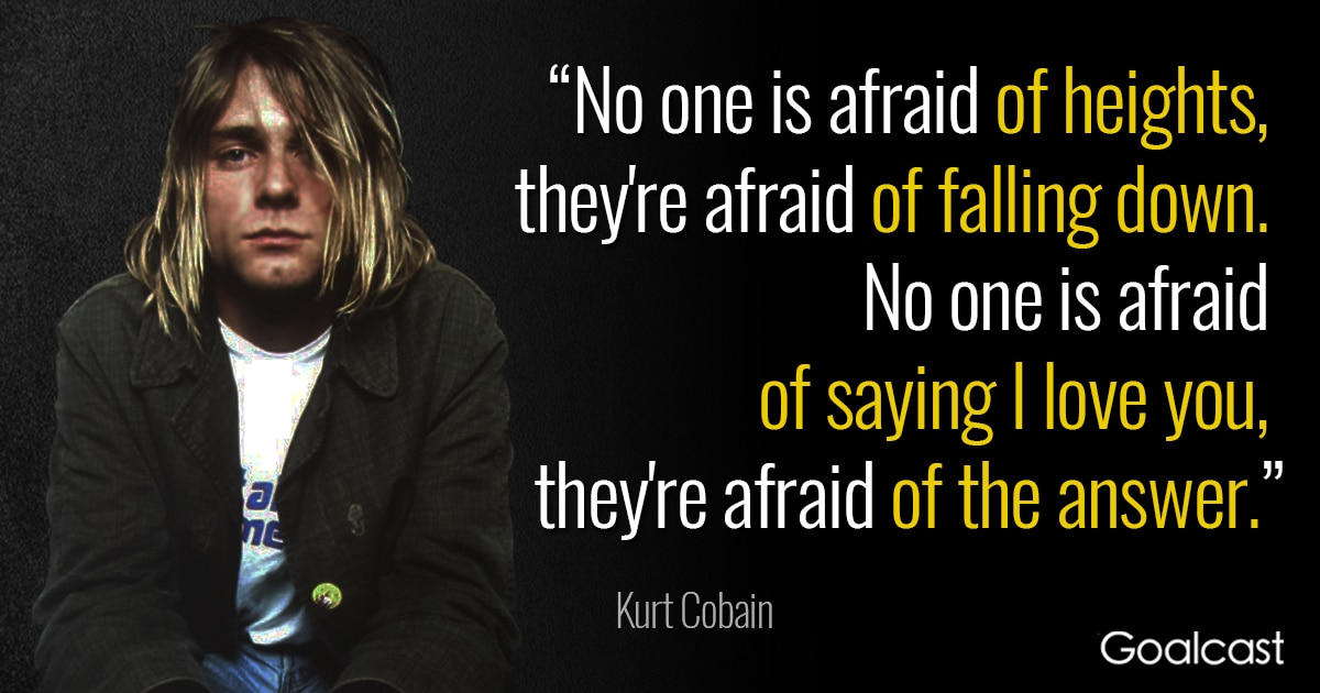 12 Highly Emotional Kurt Cobain Quotes That Will Tug At Your Heart