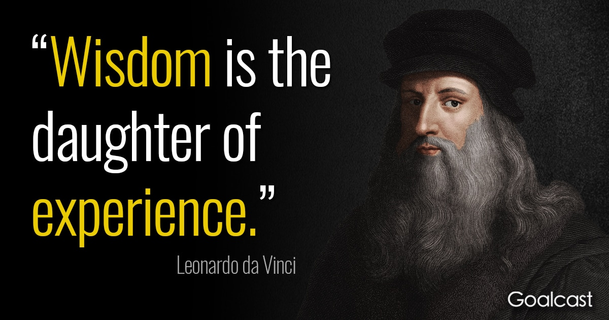 20 Leonardo Da Vinci Quotes On Becoming A Knowledge Enthusiast