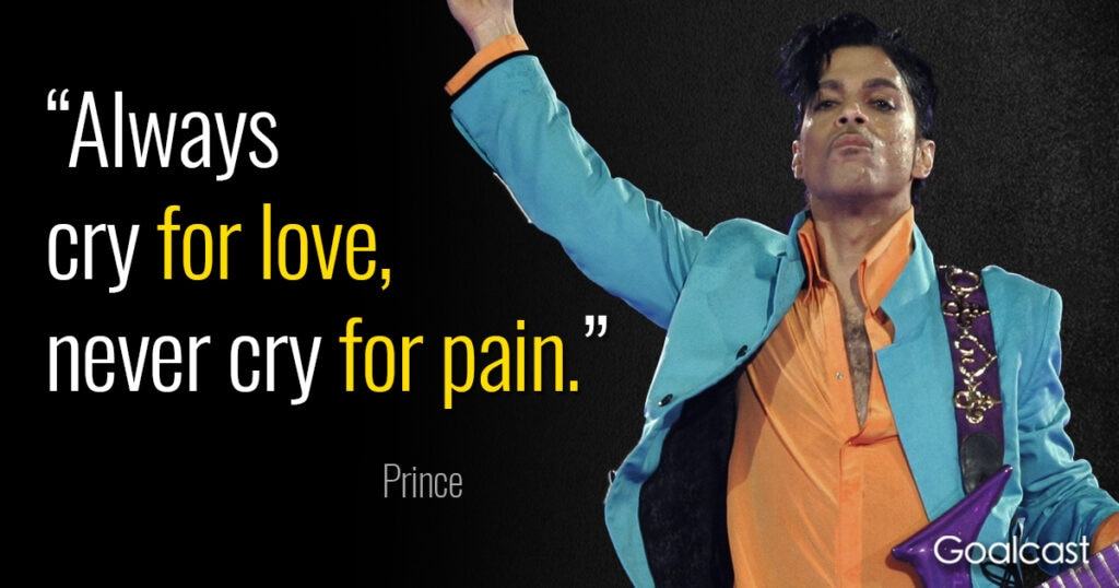 prince-quote-always-cry-love-never-pain
