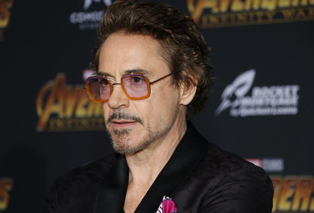 Robert Downey Jr Bares His Heart In Emotional Speech Opens Up