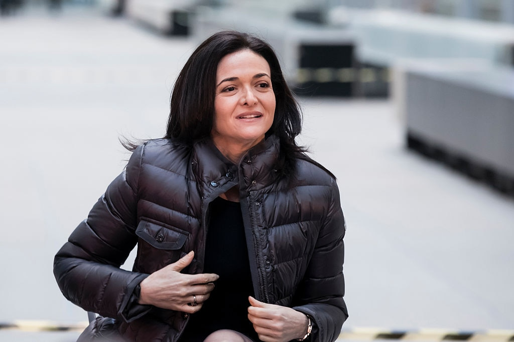 5 Daily Habits to Steal from Sheryl Sandberg, Including Making Sleep