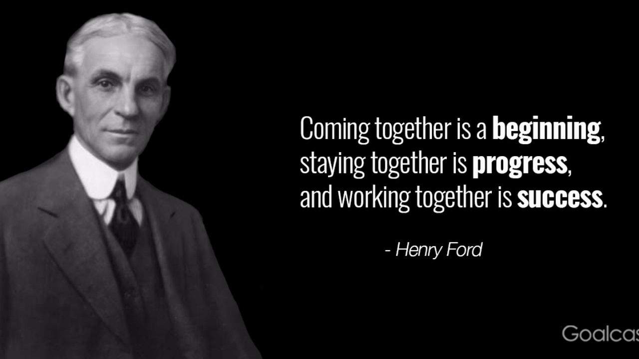 5 Teamwork Quotes that Teach us the Power of Collaboration