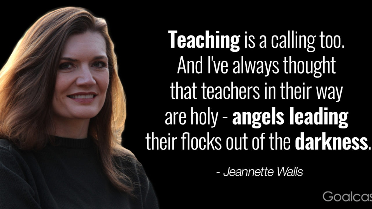 3 Teacher Quotes that Express Endless Appreciation for Our Mentors