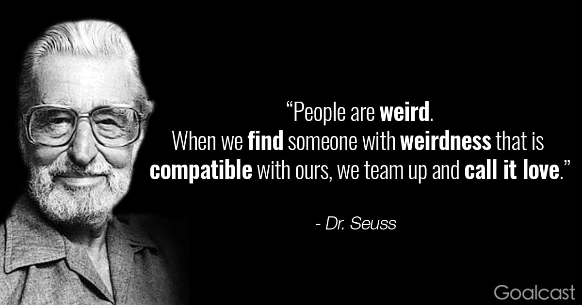 Dr. Seuss Quote On Love