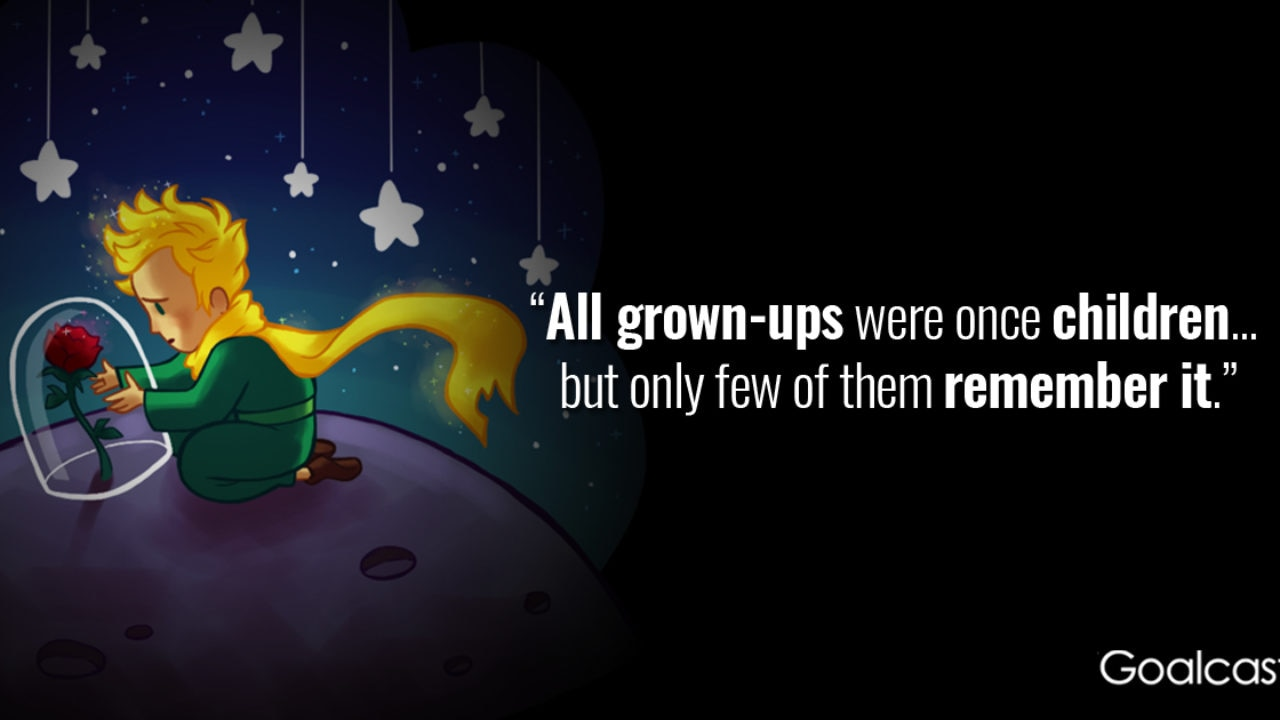 18 The Little Prince Quotes To Remind You Of Your Childhood