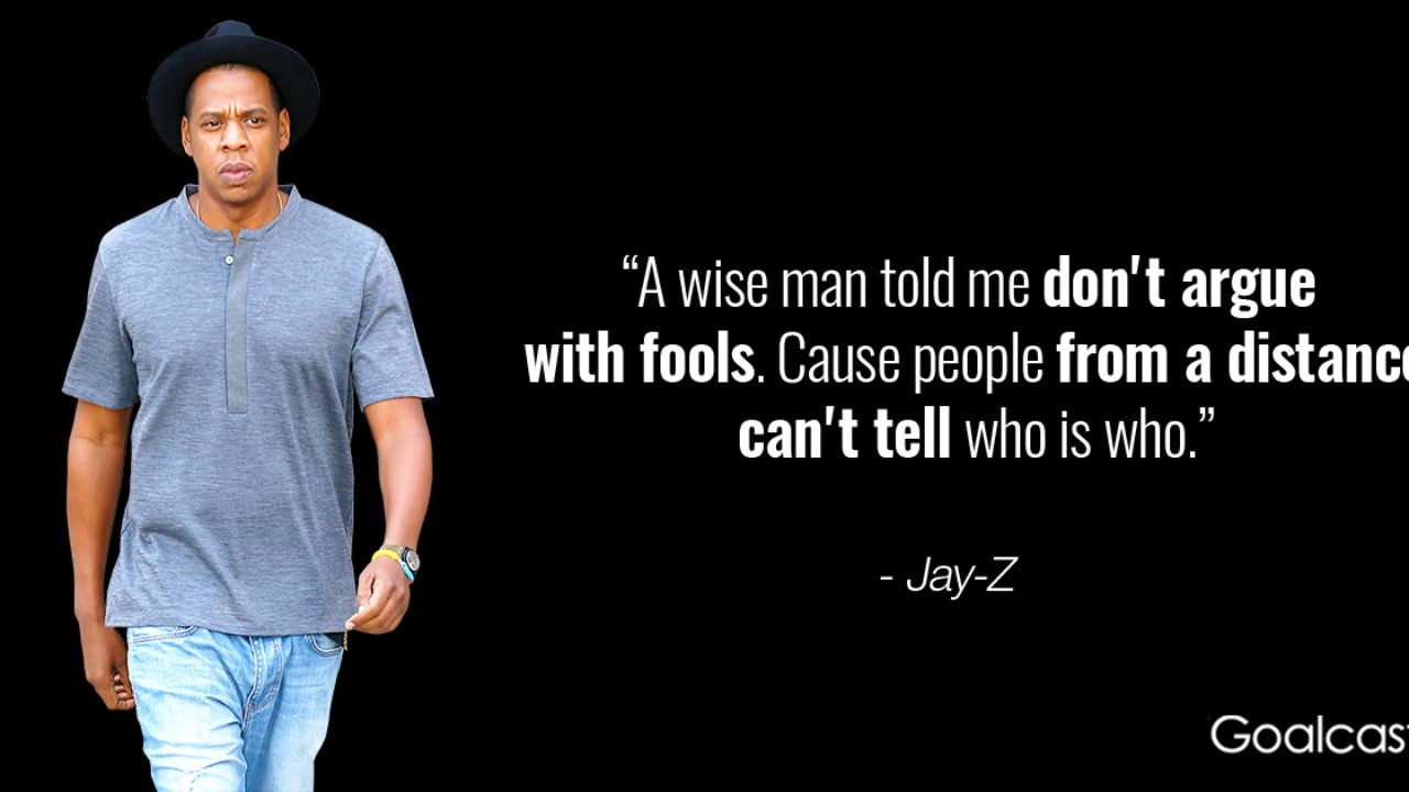4 Inspirational Jay-Z Quotes about Life and Success