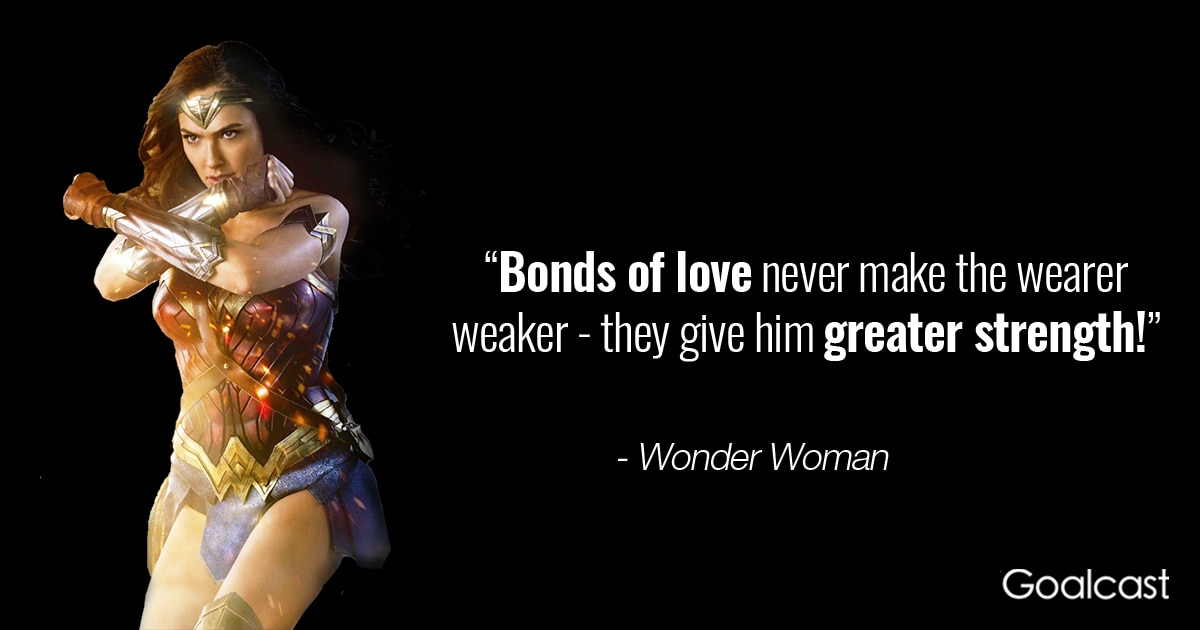 Quotes From Wonder Woman Movie: 15 Empowering Wonder Woman Quotes To Find Your Inner Strength