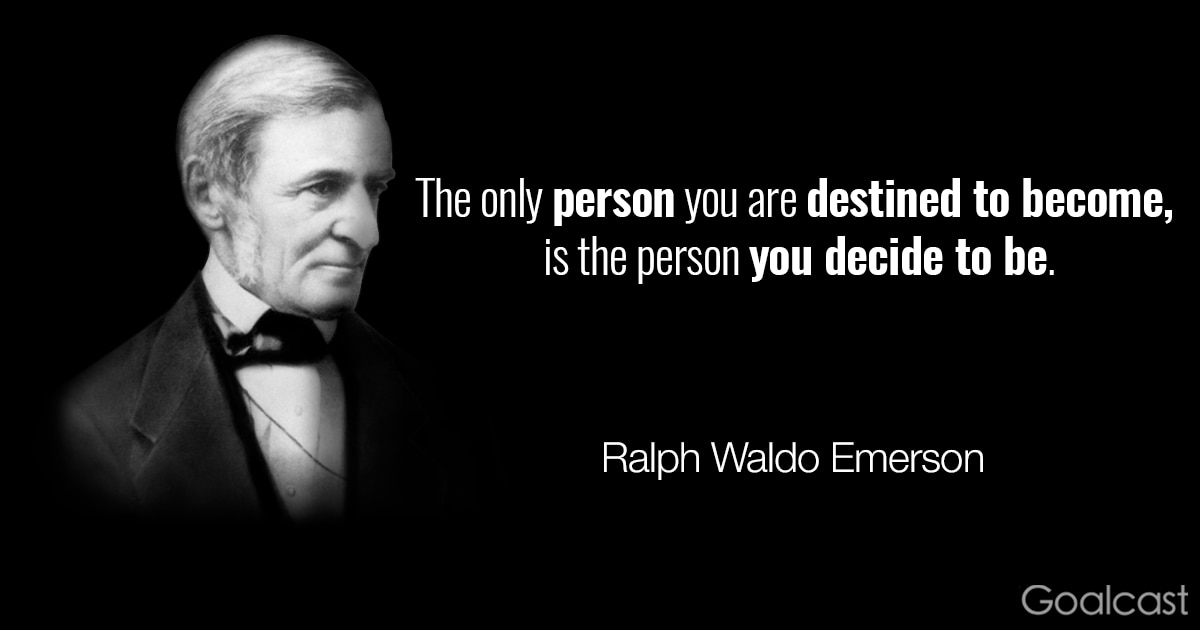 23 Ralph Waldo Emerson Quotes To Become More Self Reliant