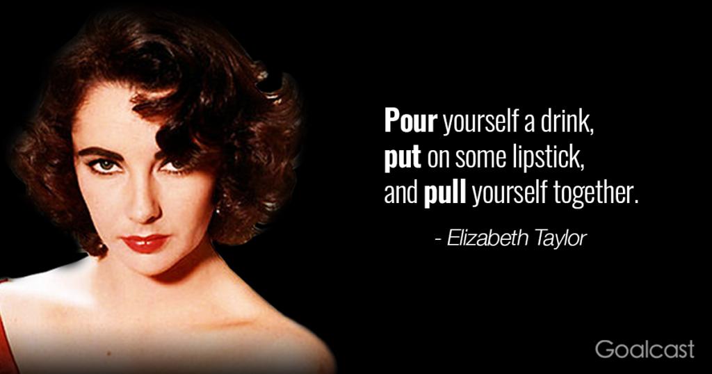 Elizabeth-Taylor-on-pulling-yourself-together