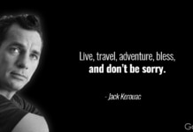 Jack-Kerouac-on-living