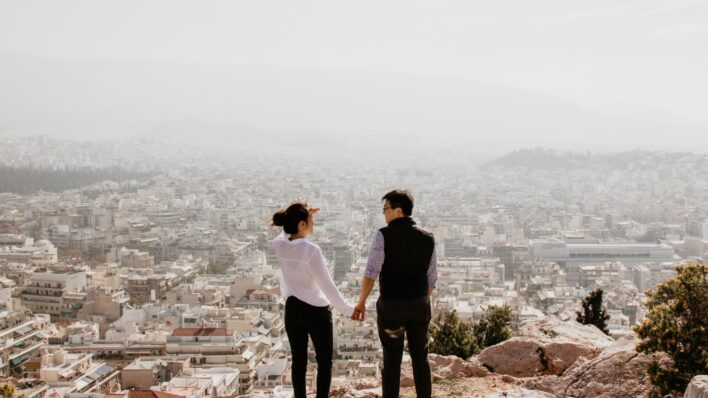 A-couple-in-Greece