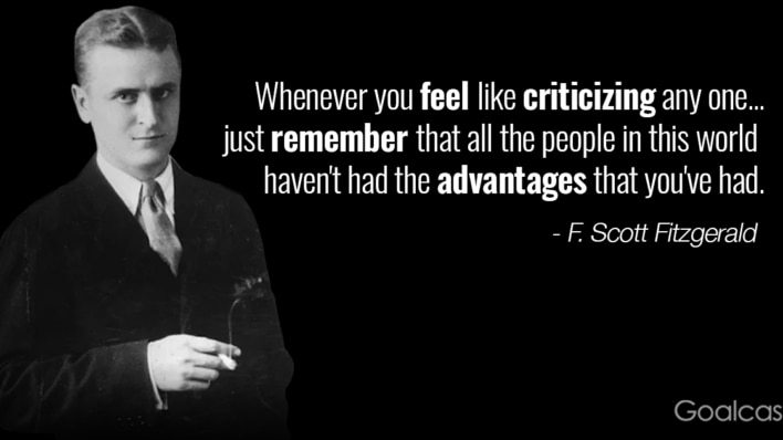 F-Scott-Fitzgerald-on-advantages