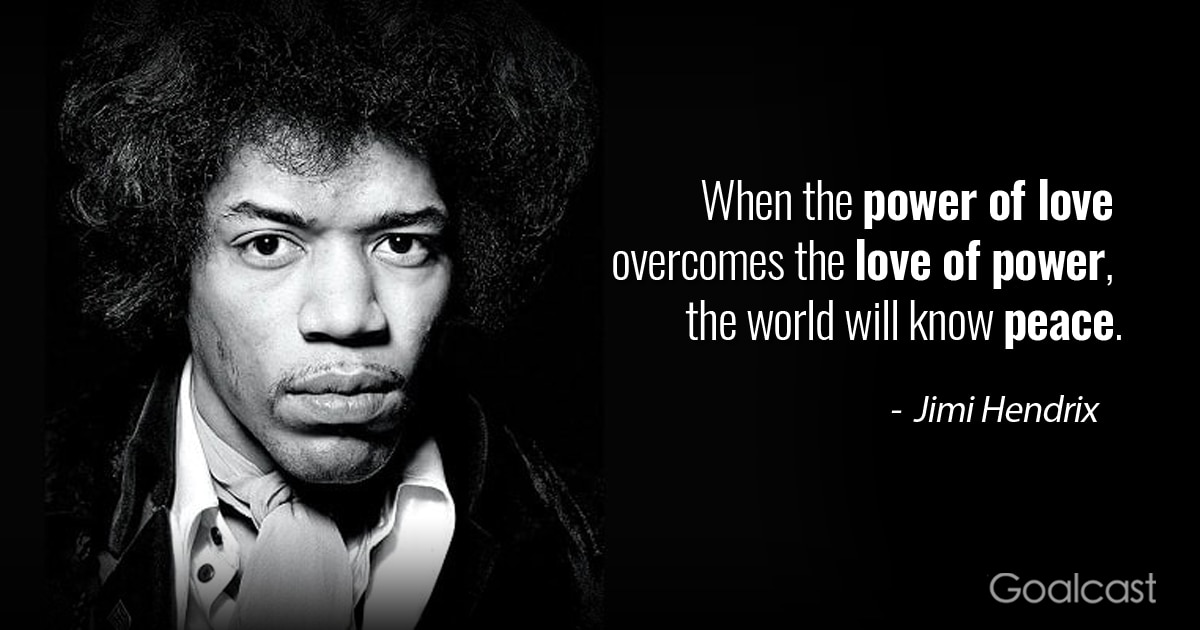 17 Jimi Hendrix Quotes To Inspire You To Live Life The Way You Want To