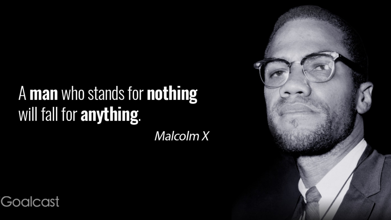 5 Malcolm X Quotes to Inspire You to Take Control of Your Life