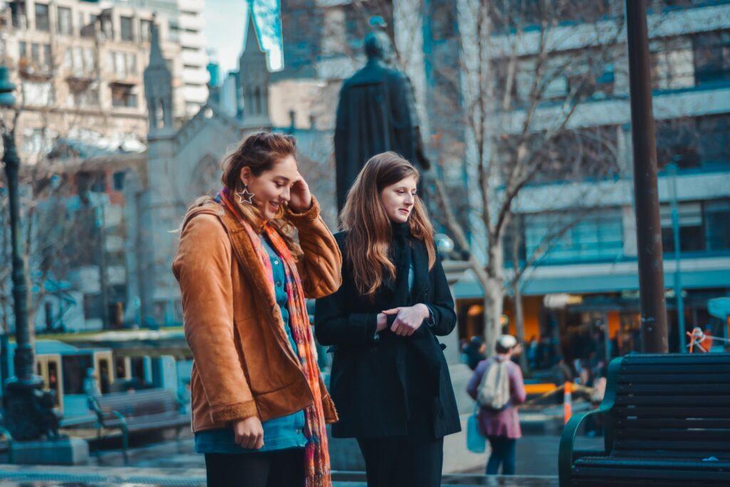 Two-friends-walking