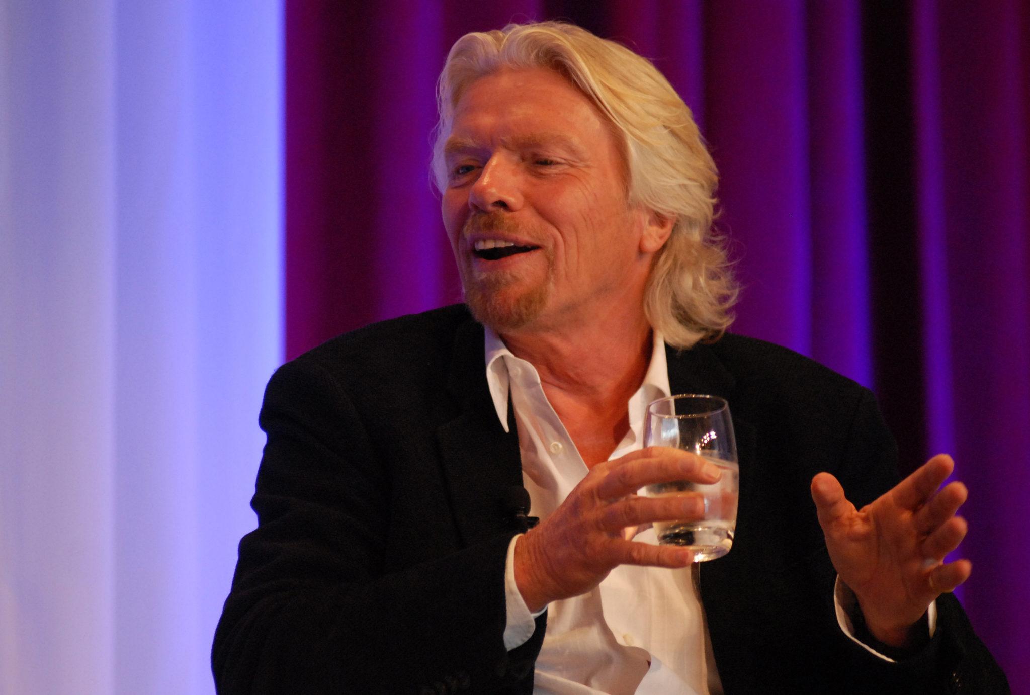 How Richard Branson Channeled This Negative Emotion Into a Billion-Dollar Empire