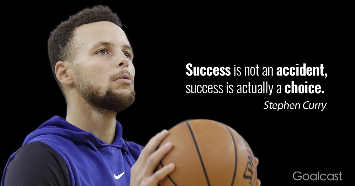 Famous Basketball Quotes | 15 Motivational Stephen Curry Quotes To Help You Reach New Heights