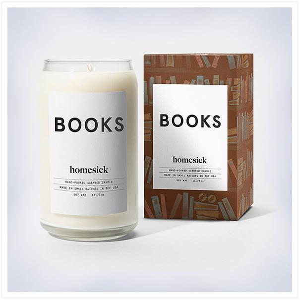 books-candle