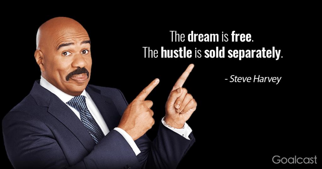 Steve-Harvey-on-hustling