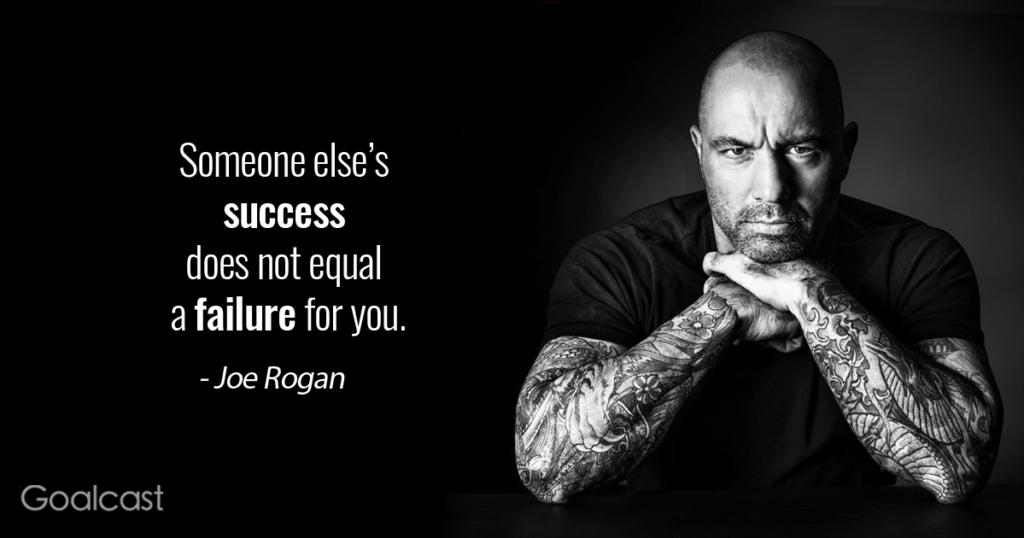 Joe-Rogan-on-success