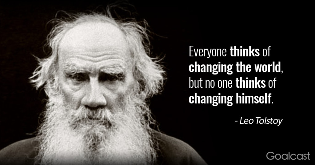 Leo-Tolstoy-on-changing-yourself
