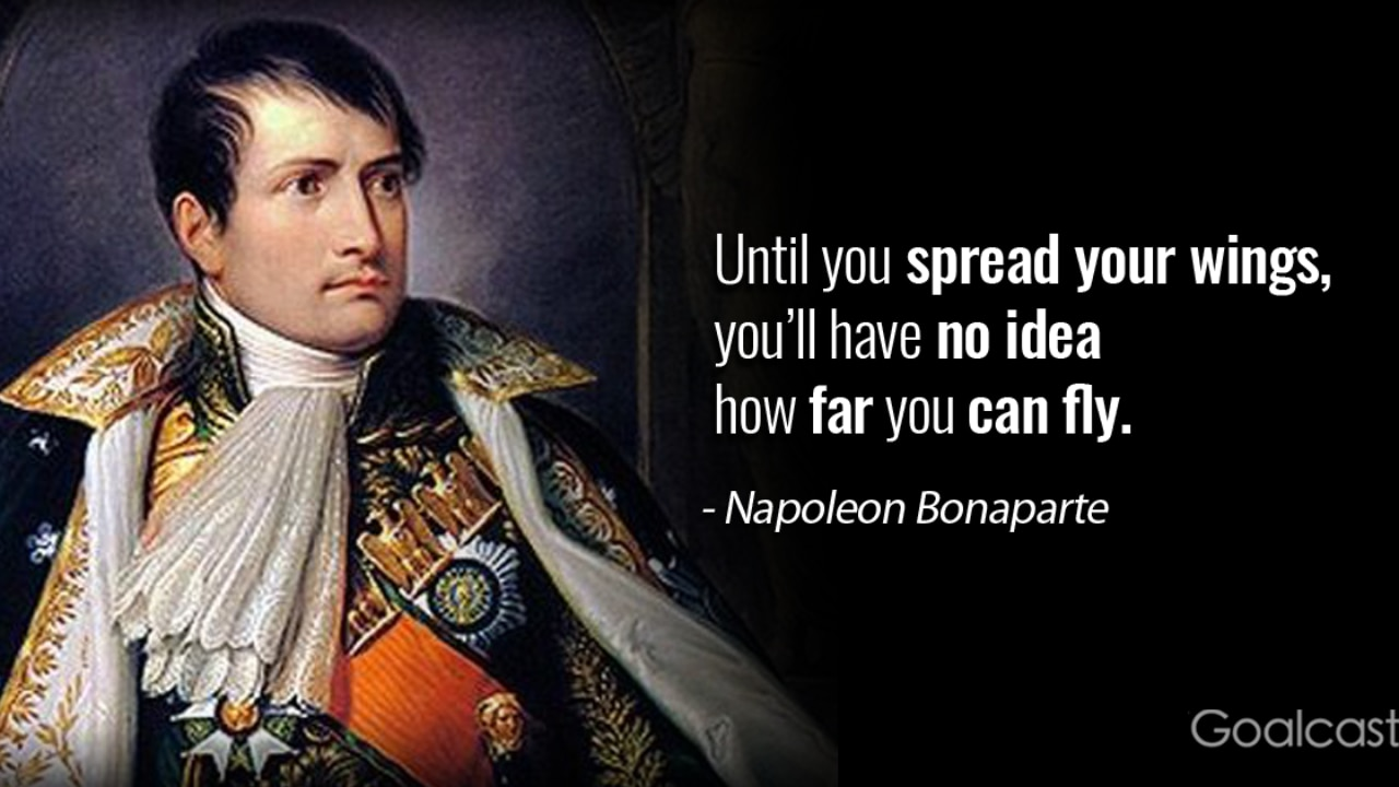 16 Most Remarkable Napoleon Bonaparte Quotes