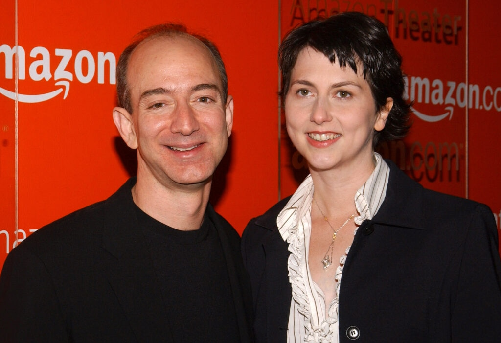Mackenzie-and-Jeff-Bezos