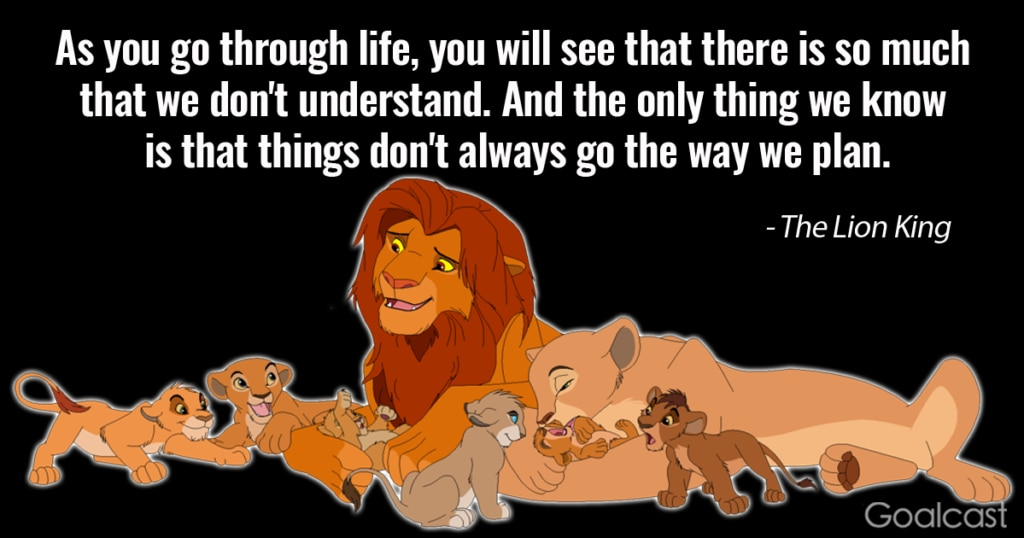 22 The Lion King Quotes Filled With Powerful Life Lessons