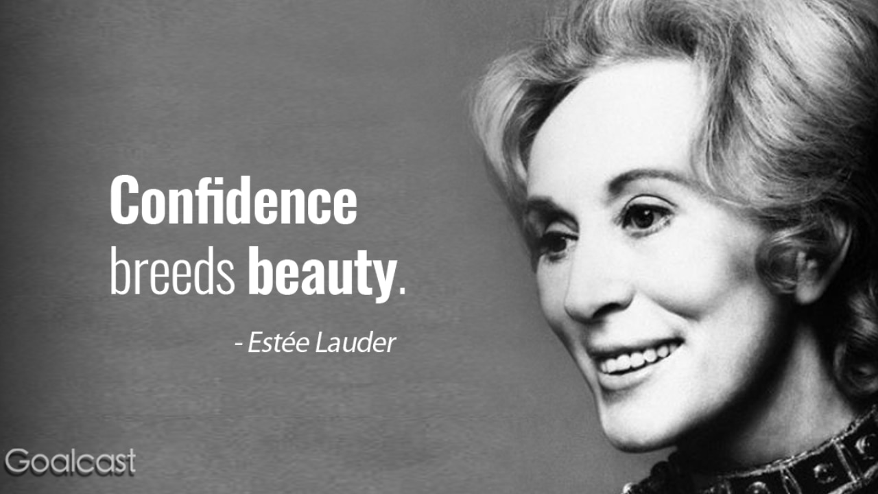 20 Estée Lauder Quotes on Beauty, Hard Work and Success