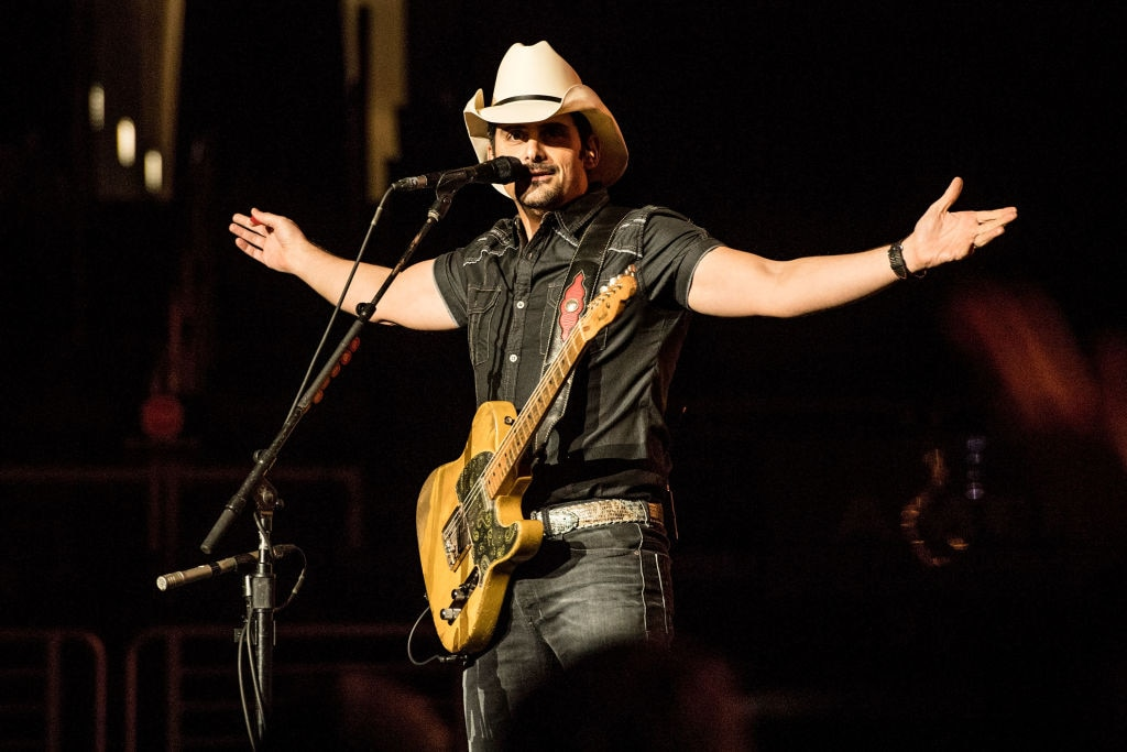 Hero of the Week: Brad Paisley Will Feed the Hungry With Free Grocery Store