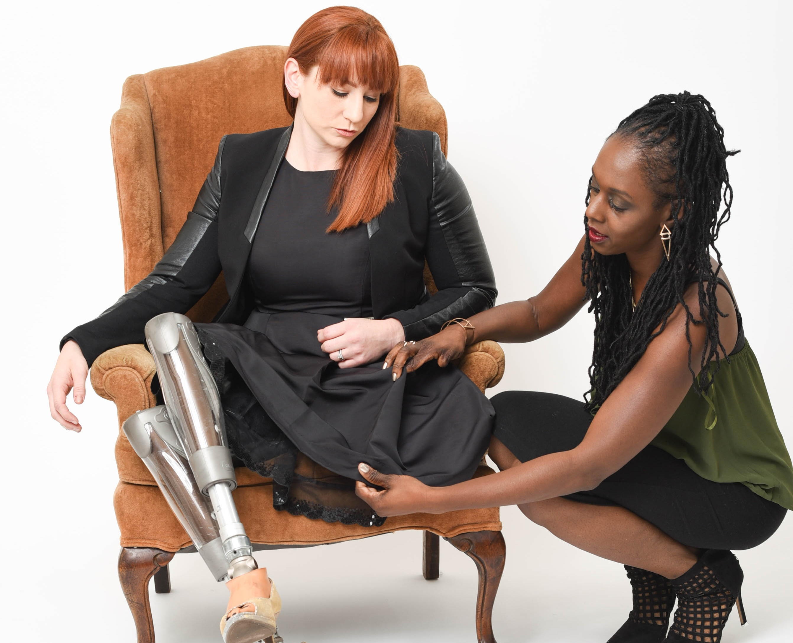 Hero of the Week: This Disability Fashion Stylist is Fighting for Clothing That's Adaptive — and Fun