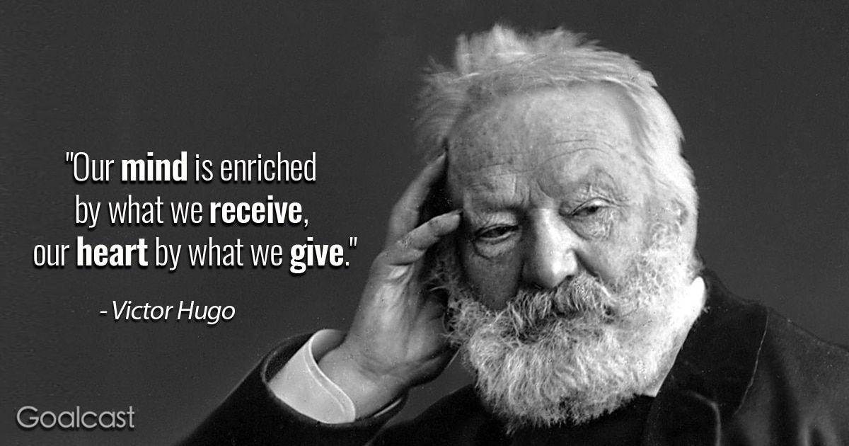 25 Beautiful Victor Hugo Quotes That Will Instantly Lift You Up