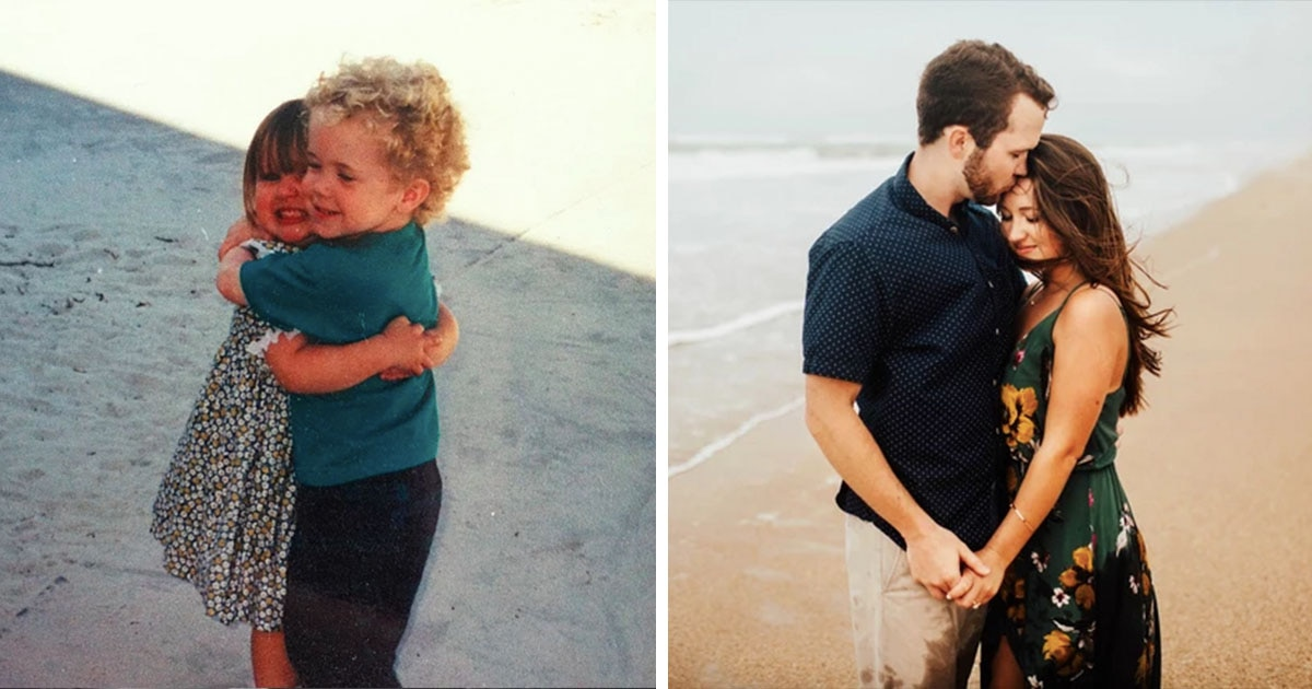 Preschool Sweethearts Reunited After 12 Years Apart — and Got Married