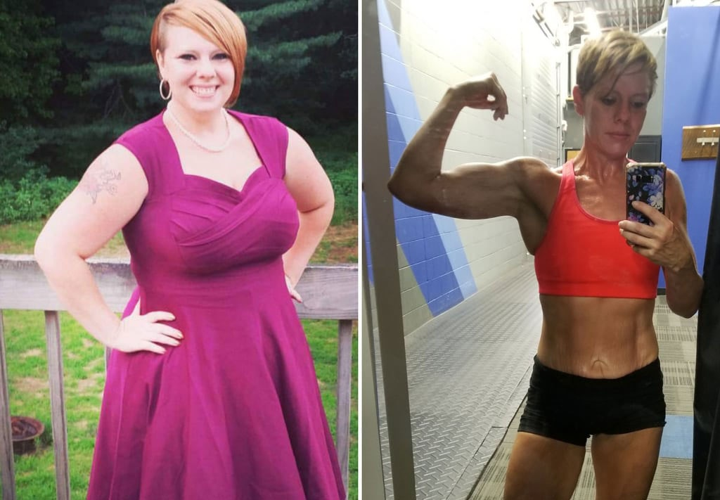 Inspiring Mom of Three Loses 100 Pounds So She Can Be A Better Mother