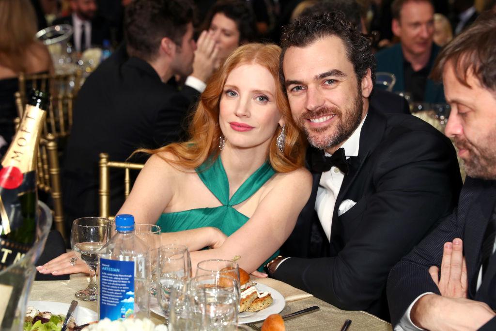 Jessica Chastain's new romance with boyfriend Gian Luca