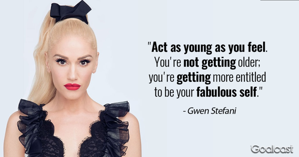 Gwen Stefani Quotes 1