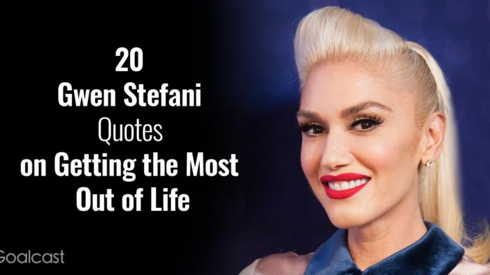 Gwen Stefani Quotes option 2