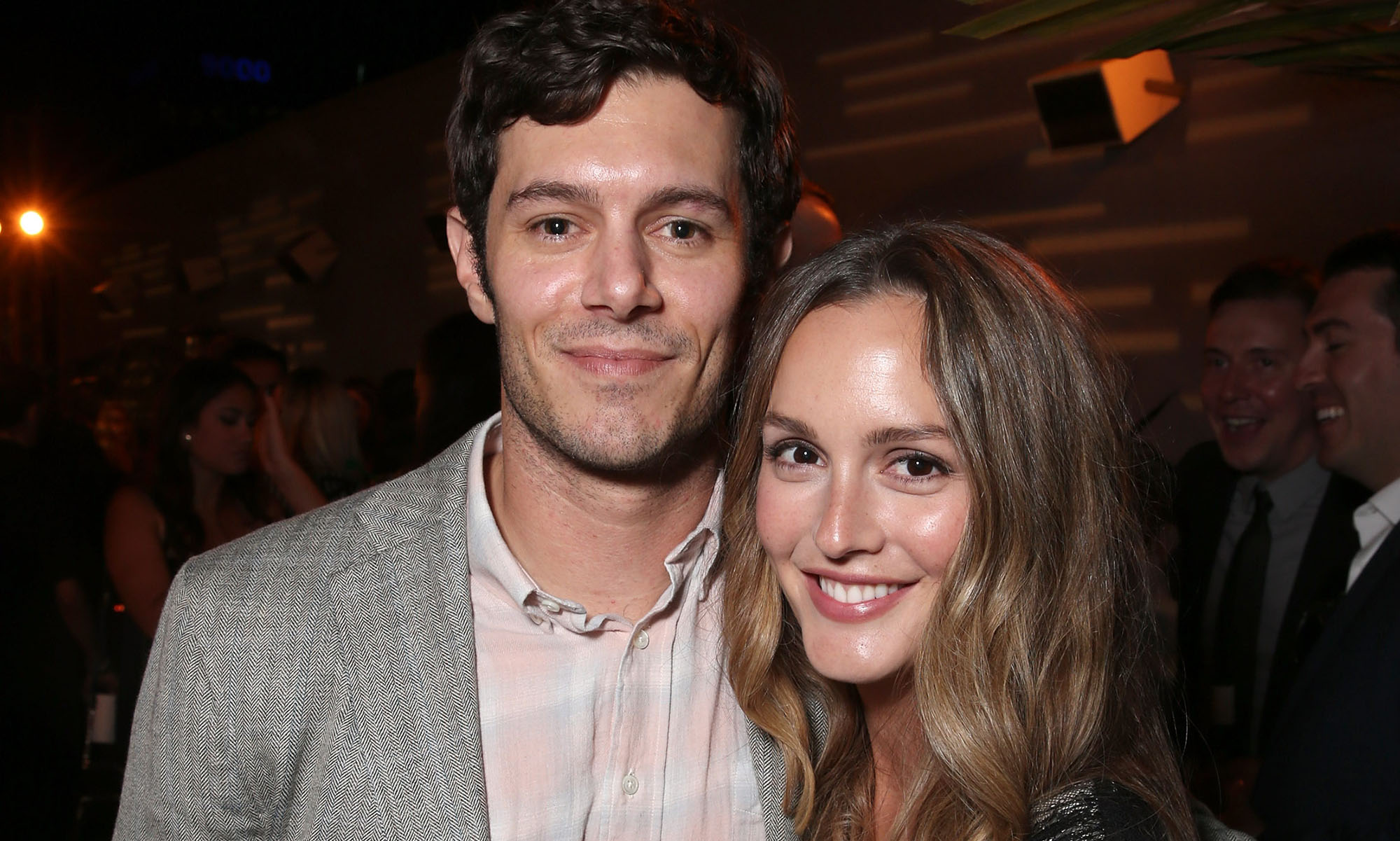 Adam Brody and Leighton Meester Refuse to Let Drama Poison Their Love