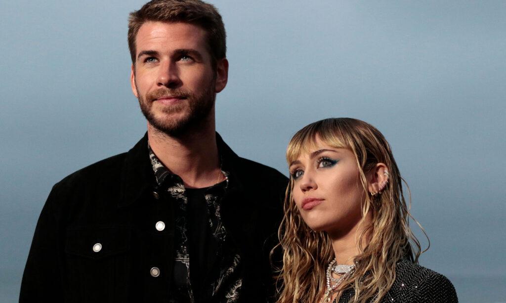 étaient Miley Cyrus et Liam Hemsworth datant avant la dernière chanson rencontres femme recherche homme