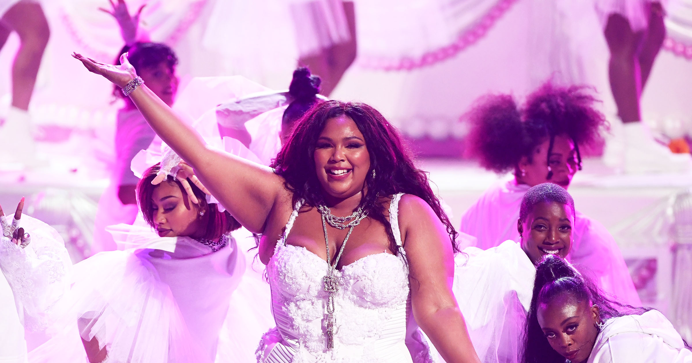 Lizzo's Journey From Rock Bottom to Radical Positivity