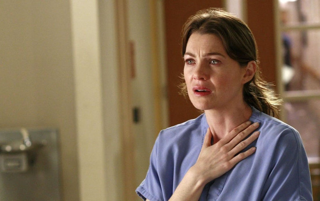 Meredith Grey Kinder
