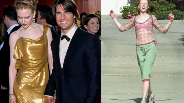 Nicole Kidman and Tom Cruise Breakup
