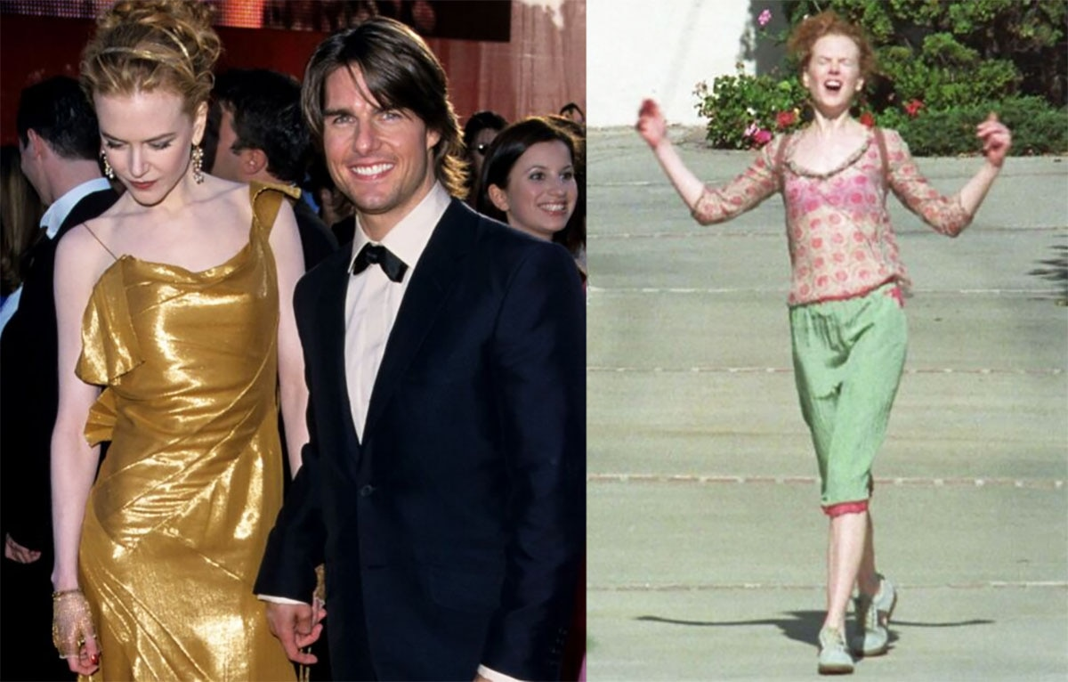 What We Can Learn From Nicole Kidman's Infamous Breakup Photo