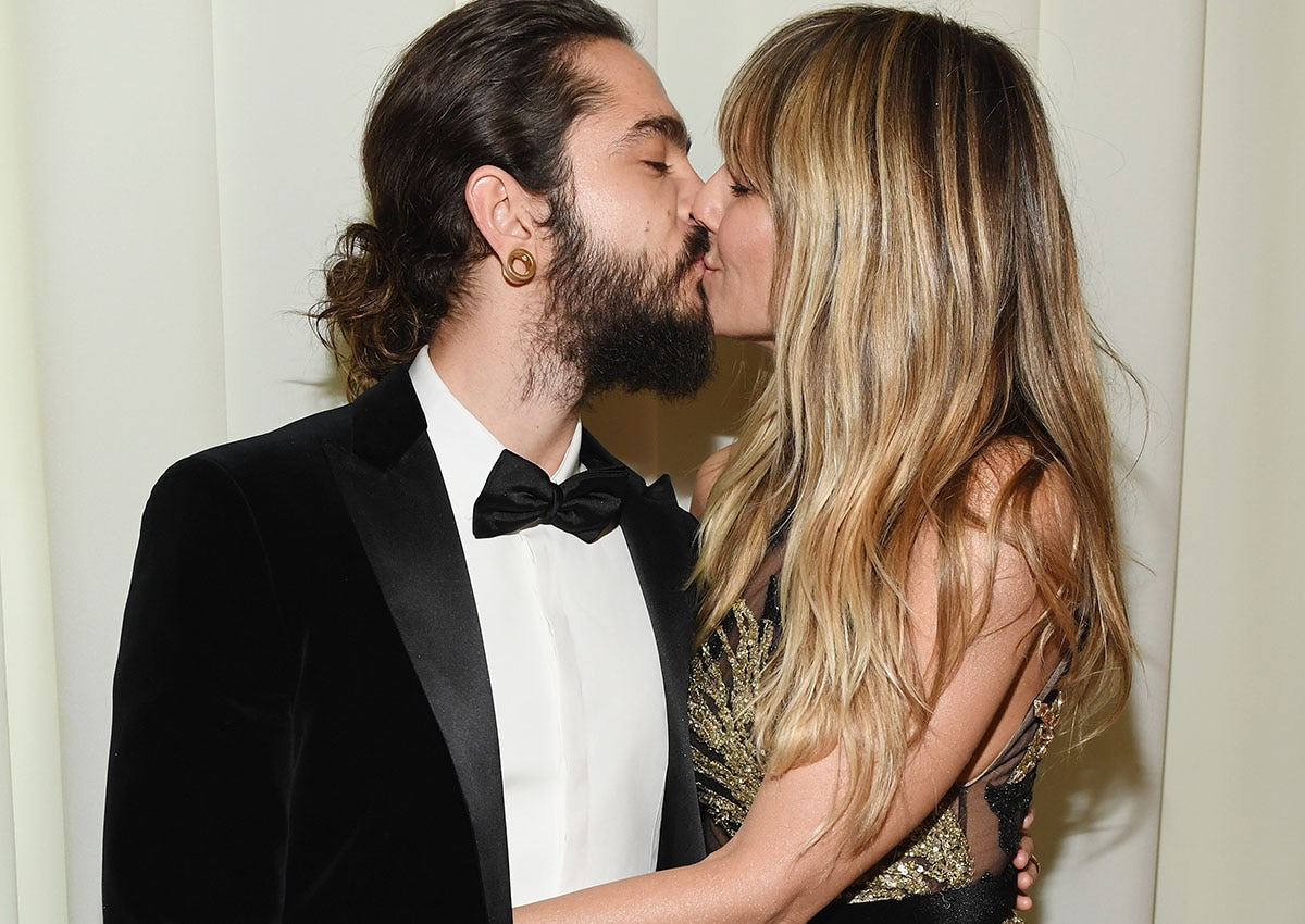 Heidi Klum's Surprise Marriage to Tom Kaulitz Tackles the Fear of Moving On