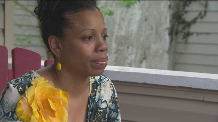 Monique Smith Person today